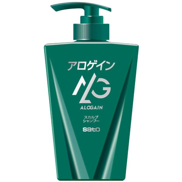 アロゲインスカルプシャンプー 500ml(医薬部外品)