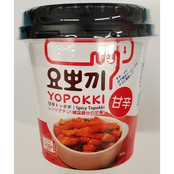 ヨッポギ 甘辛味  140g×12個 (1ケース)(KK)