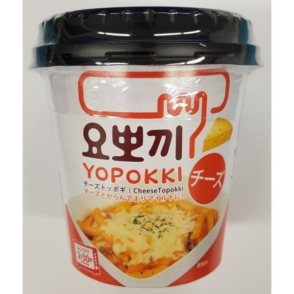 ヨッポギ チーズ味  120g×12個 (1ケース)(KK)