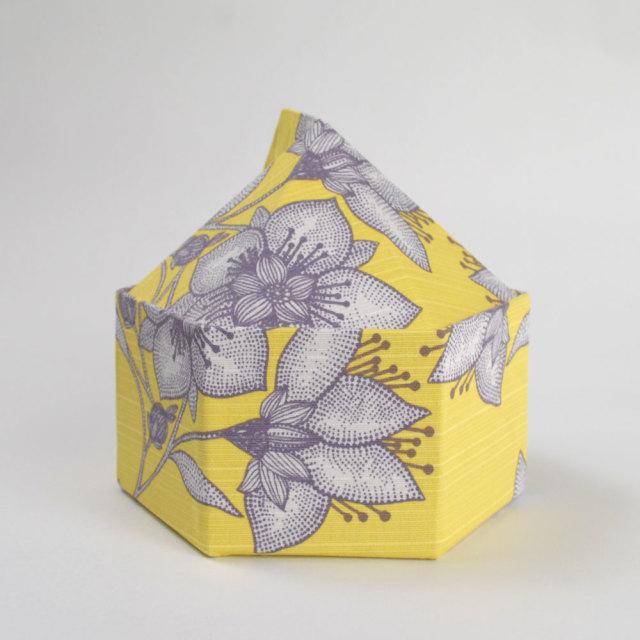 六角アートボックス ラウハ