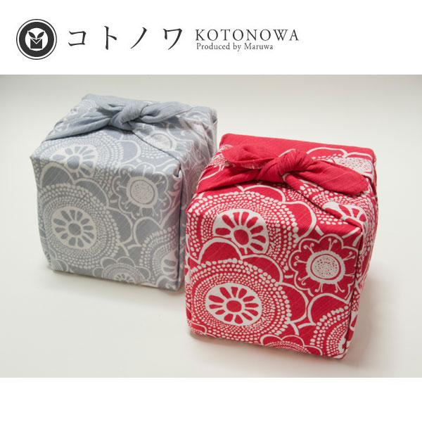 コトノワ×ヘイニ・リータフフタ 綿風呂敷/Amanda(アマンダ)/約50cm/M100-1381