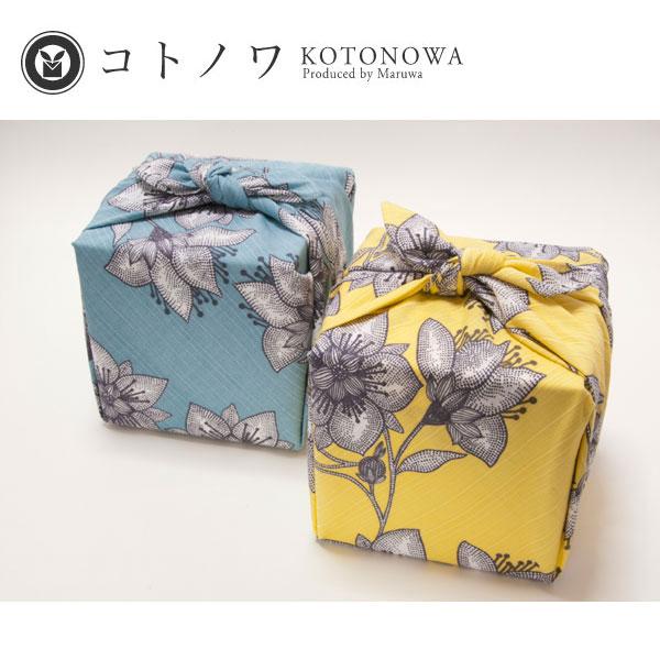 コトノワ×ヘイニ・リータフフタ 綿風呂敷/Rauha(ラウハ)/約50cm/M300-1382