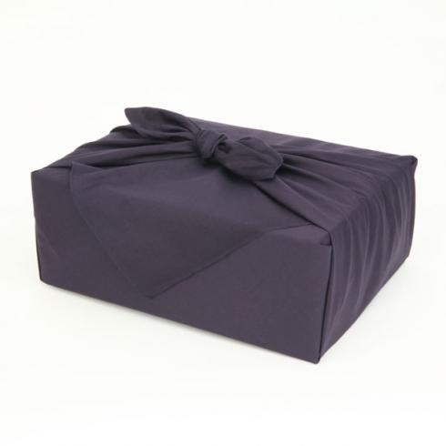 風呂敷 綿(ブロード) 無地/約130cm/紺/