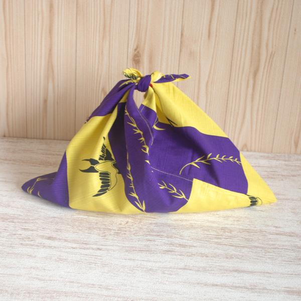 市松つばめ あずま袋手作りレシピ付き