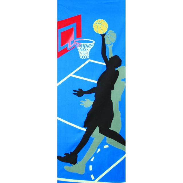 和布華 手ぬぐい スポーツ/バスケット/T098-TE336