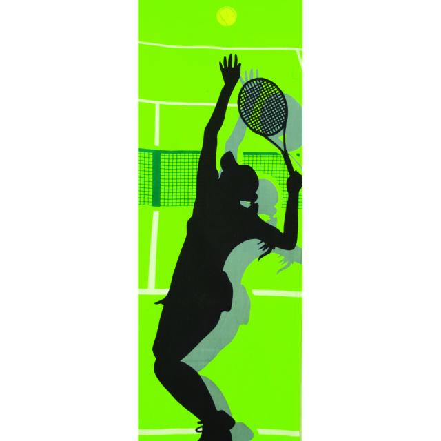 和布華 手ぬぐい スポーツ/テニス/T098-TE337