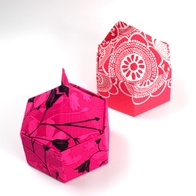六角アートボックス