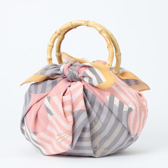 桜重ね リングバッグ