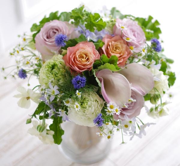 花束 おしゃれ フラワーギフト Grace グレイス