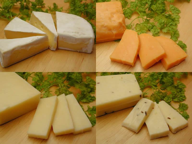 大友チーズ工房の5000円セット