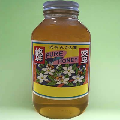 みかん蜂蜜2400g
