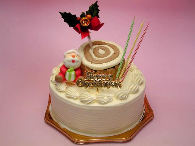 2016年クリスマスケーキ