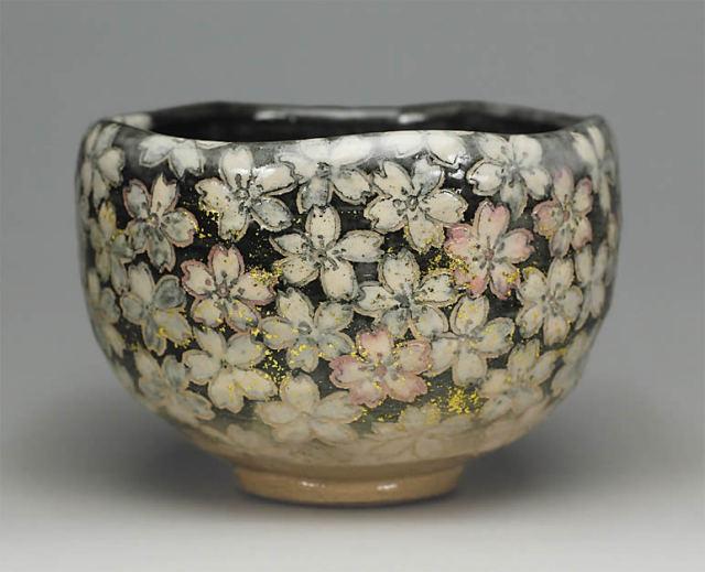楽入窯2017年初春作品