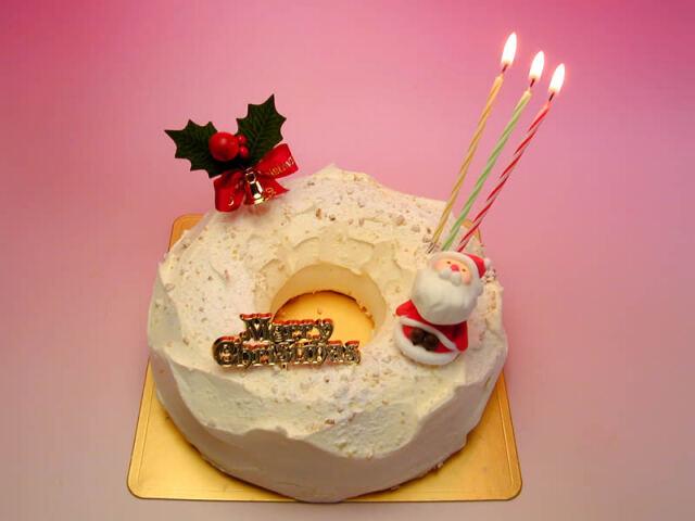 2020年グリムスハイム・メルヘンのクリスマスケーキ
