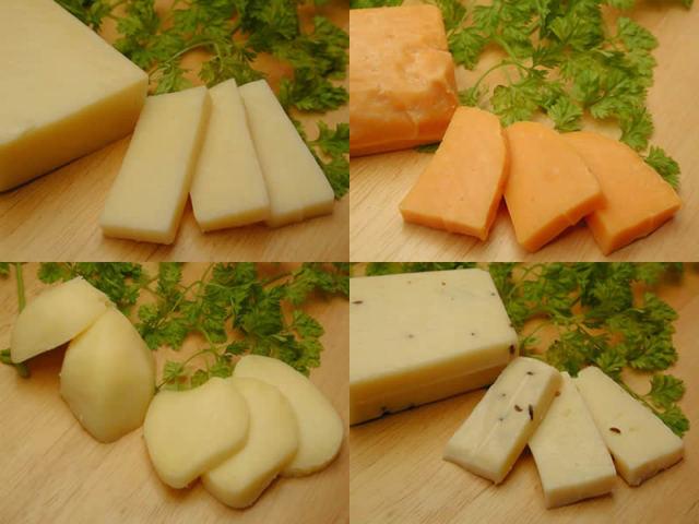 大友チーズ工房の3500円セット