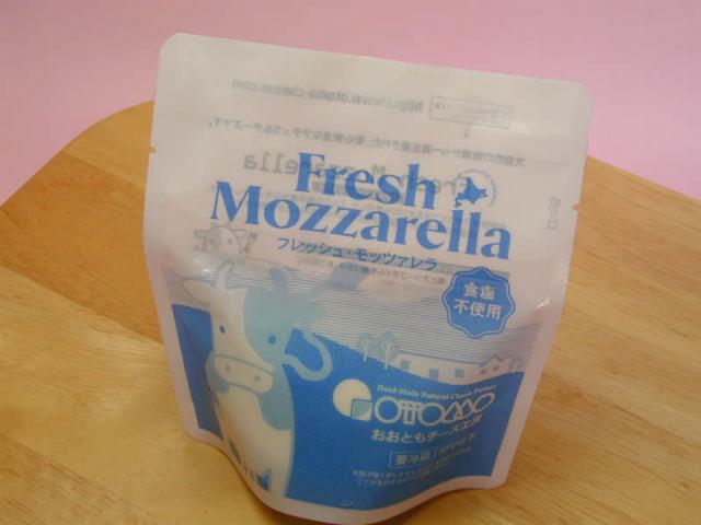 大友チーズ工房のモッツアレラ