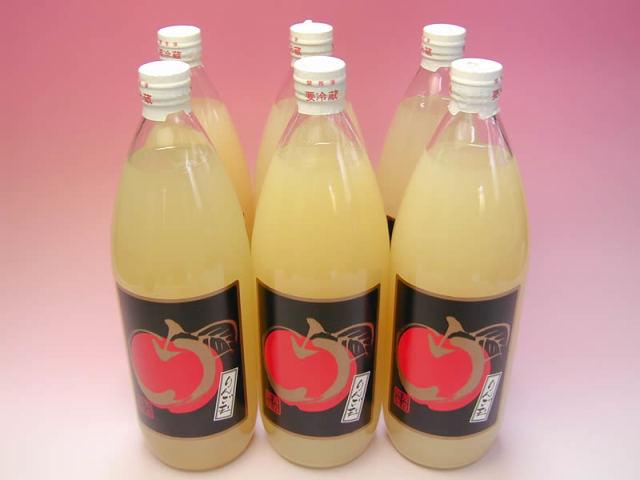 片山りんご園りんごジュース6本