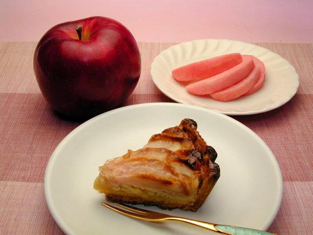 りんご 紅の夢のタルト
