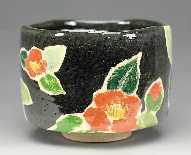 楽入窯2016年初春作品