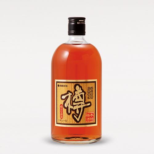 中田食品梅酒樽