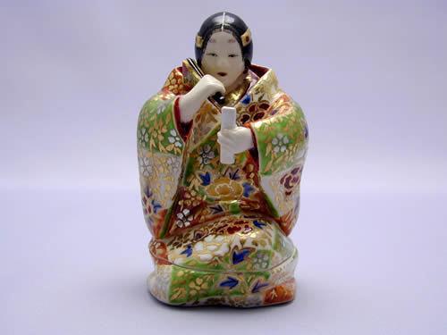 京都宇治龍豊窯茶道具