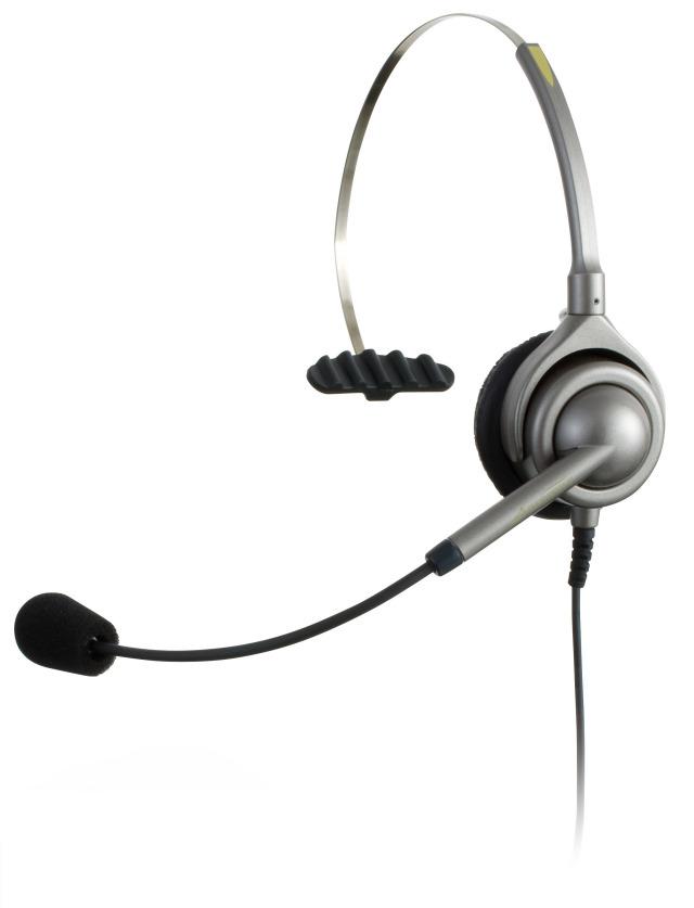 エンタープライズ製 IPヘッドセット トップ部片耳タイプ(接続コード無し)