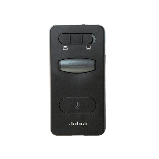 Jabra製ワイヤード(有線)ヘッドセット用 デスクホン・PCソフトフォン接続アンプ部 Jabra LINK 860(860-09)