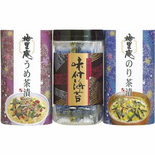 東海のり お茶漬海苔・味付海苔詰合せ(B5043089)