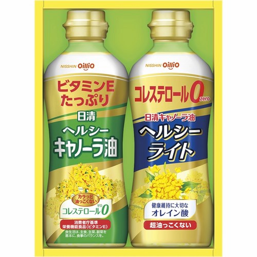 日清オイリオ バラエティオイルセット(B5044020)
