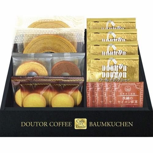 Caf? ?toile ドトールコーヒー&バウムクーヘンセット(B5089018)