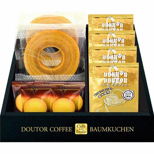 Cafe Etoile ドトールコーヒー&バウムクーヘンセット(B6070579)