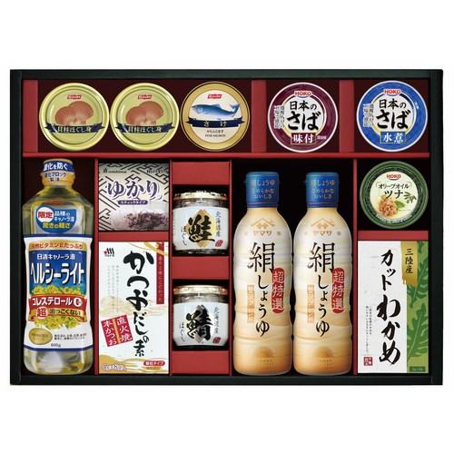 【送料無料】調味料バラエティギフト(W27-09)