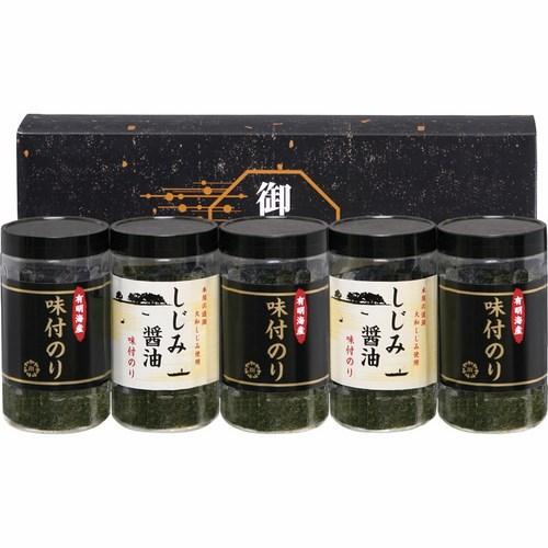 有明海産&しじみ醤油味付のり(L4108040)