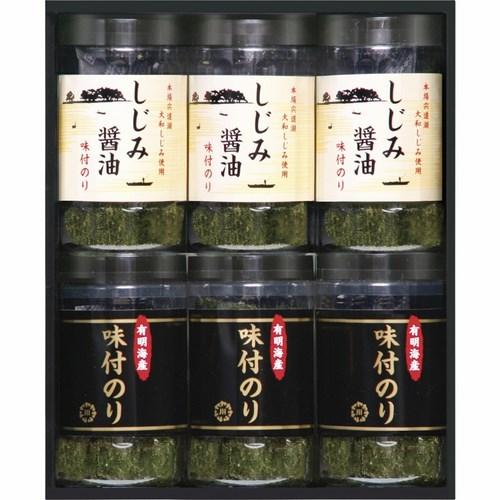有明海産&しじみ醤油味付のり(L4108057)