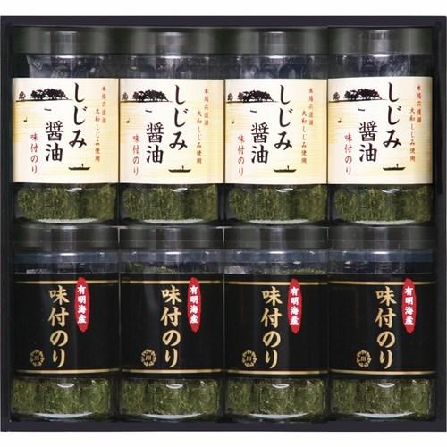 有明海産&しじみ醤油味付のり(L4108064)