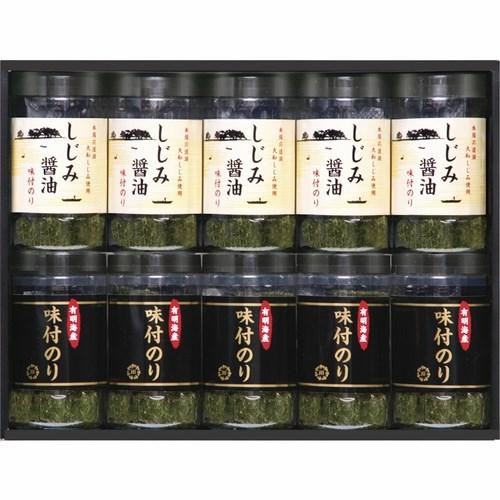 有明海産&しじみ醤油味付のり(L4108078)