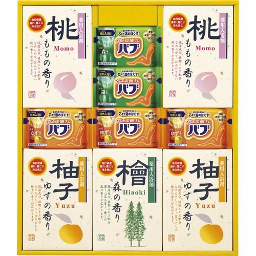 四季折々 薬用入浴剤セット(L4163024)