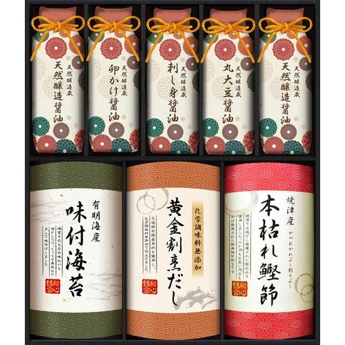 伊賀越 天然醸造蔵仕込み 和心詰合せ(L5098560)