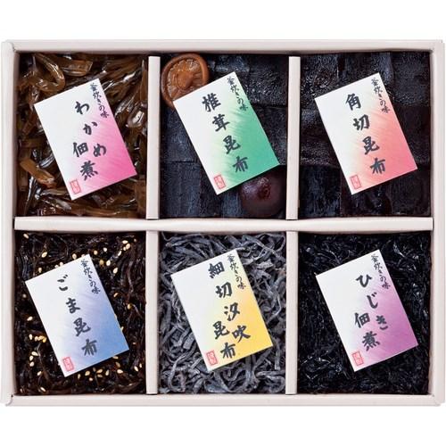 廣川昆布 御昆布 佃煮6品詰合せ(L5108548)