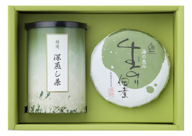 【30%OFF】銘茶・のり佃煮 詰合せ(T-A)