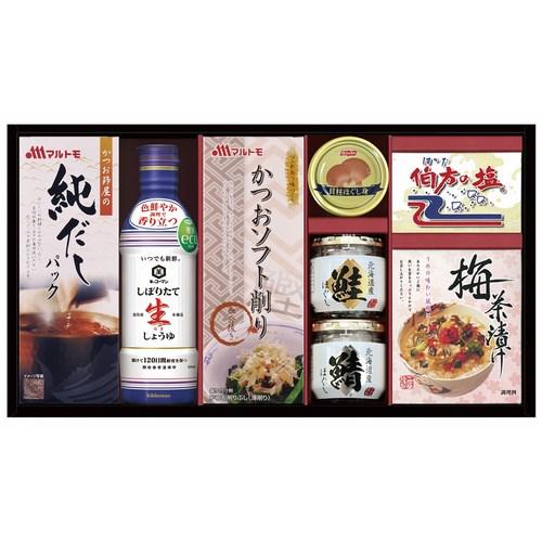 【送料無料】キッコーマン生しょうゆ&バラエティギフト(W26-04)