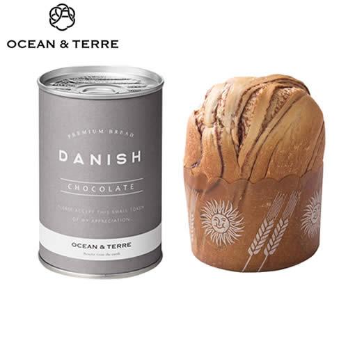 缶入りデニッシュパン チョコレート 1個