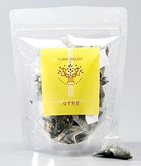 ゆず煎茶 ティーバッグ10P (h-yuzucha)