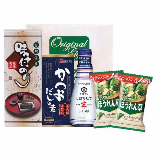 【 初盆 新盆用 返品可 】 調味料セット ( H60236 )