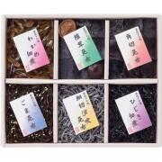 【 初盆 新盆用 返品可 】 廣川昆布 御昆布 佃煮6品詰合せ ( H60406 )