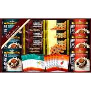 ビクトリア珈琲 酵素焙煎ドリップコーヒー&旨み紅茶・ドライワッフルセット(L5148520)