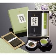 山形屋海苔店 焼海苔 煎茶 詰合せ ( S-YBN-4YN )