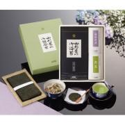 山形屋海苔店 焼海苔 海苔茶漬 煎茶 詰合せ ( S-YBN-5YN )