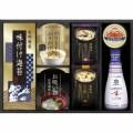 キッコーマン生しょうゆ&ニッスイかに缶詰合せ(B5090108)
