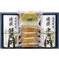 袋布向春園本店 日本茶こだわりセット「露」(B5135046)